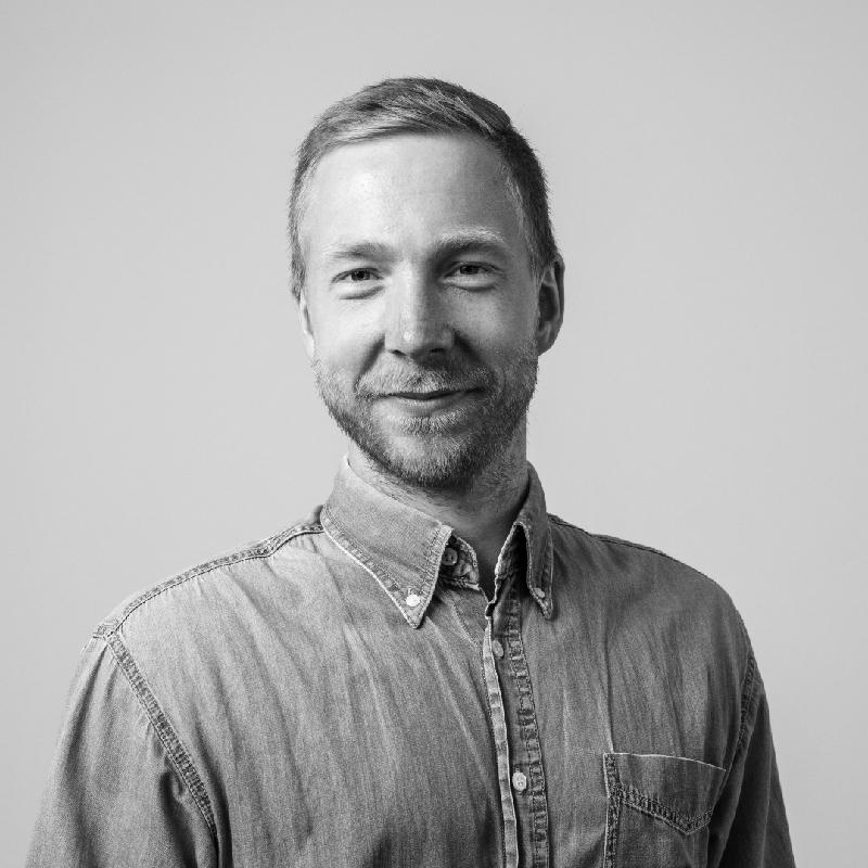 Antti Stålnacke - Product Developer